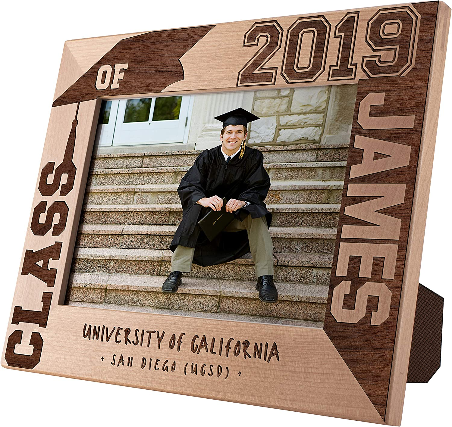 Graduation Gifts 新作送料無料 2021 Personalized Picture お歳暮 Frame for
