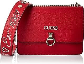 Guess Womens Leonie Cross-Body Handbag