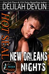 Hot SEAL, New Orleans Nights (SEALs in Paradise) Kindle Edition