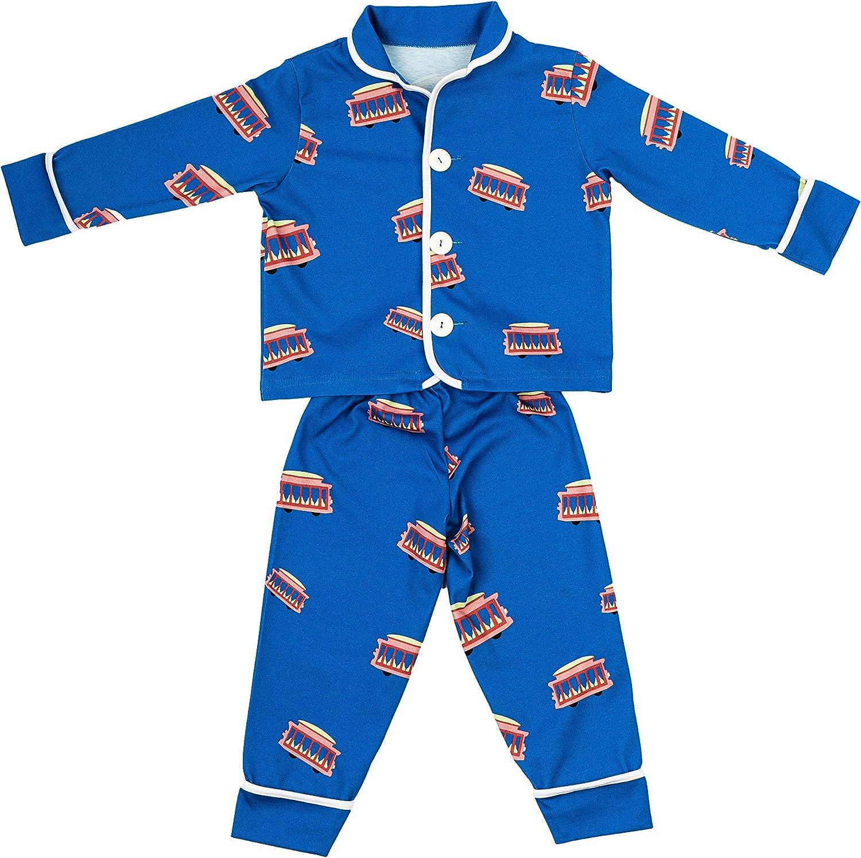 Daniel Tiger Trolley Pajamas 100% Organic Cotton