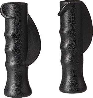 Pivit Replacement Ortho Hand Grip Upgrade Kit for Rollators | Pack of 2 | Enhance Your Rolling Walker with Finger Molded Comfort Handgrips & Easy Steer Paddles | Relieves Arthritis Pain & Arm Fatigue