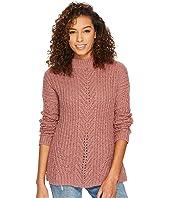 Lucky Brand - Open Stitch Sweater