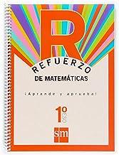 Refuerzo de matemáticas. ¡Aprende y aprueba! 1 ESO - 9788467513684