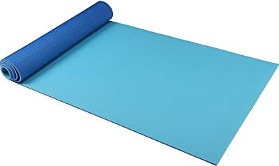 """Bestzo HPE Yoga Mat-72""""x 24"""" Extra Thick 1/4"""" Exercise and Workout Mat for Yoga Fitness,Eco Friendly New Material HPE Exercise Mat with Carrying Strap"""