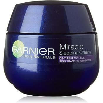 Garnier Miracle Anti Ageing Sleeping Face Cream 50ml
