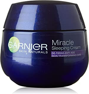 Garnier Miracle Sleeping Cream 50Ml