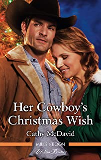 Her Cowboy's Christmas Wish (Mustang Valley Book 2)