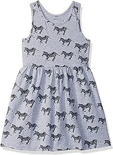 Gymboree Big Girls' Sleeveless Casual Knit Dress