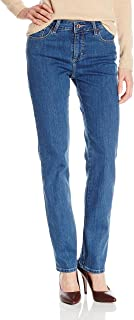 Women's Instantly Slims Classic Relaxed Fit Monroe Straight Leg Jean