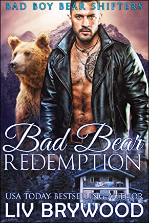 Bad Bear Redemption (Bad Boy Bear Shifters Book 3) (English Edition)