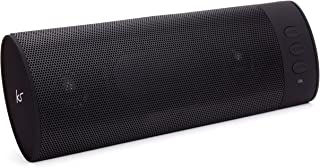 KitSound BoomBar Universal Portable Rechargeable Stereo Bluetooth Speaker Compatible with Smartphones, Tablets and MP3 Dev...