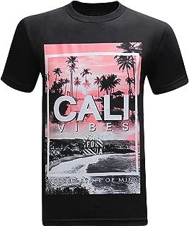 California Republic Cali Vibes Golden State Mind Men's T-Shirt