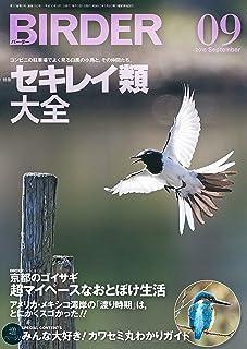 BIRDER (バーダー) 2018年 09月号 [雑誌]