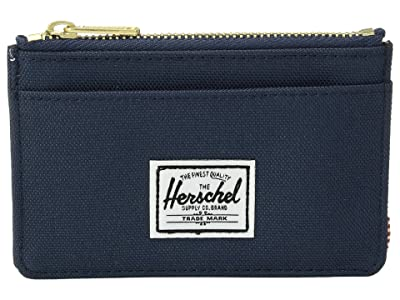 Herschel Supply Co. Oscar RFID (Navy) Wallet Handbags