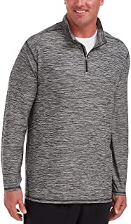 Men's Tech Stretch Quarter-Zip fit by DXL