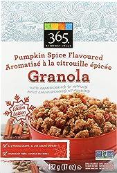 365 Everyday Value, Pumpkin Spice Granola, 17 oz
