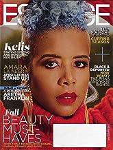 ESSENCE Magazine October 2018 KELIS Cover, Amara La Negra, Aretha Franklin, Samuel Taylor, Black & Deported