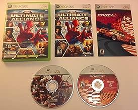 Marvel Ultimate Alliance & Forza 2