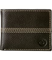 Timberland Milled Quad Stitch Wallet