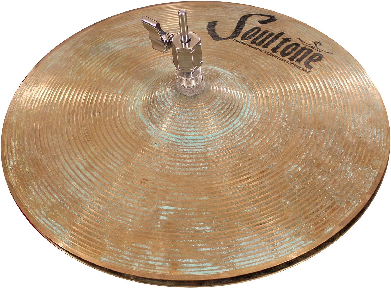 Soultone Cymbals VOSP-HHTT08-08
