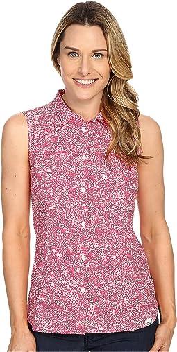 Wahia Print Sleeveless Shirt
