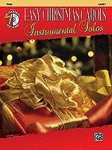 Easy Christmas Carols Instrumental Solos: Flute, Book & CD (Easy Instrumental Solos Series)