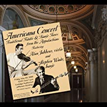 Amaricana Concert: Alan Jabbour And Stephen Wade At The Library OfCongress