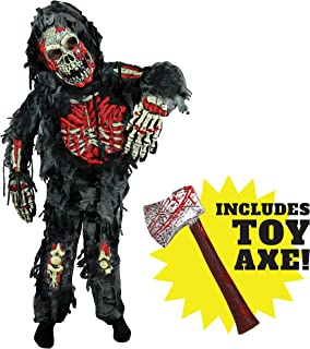 Spooktacular Creations Zombie Deluxe Costume Child Bloody Axe