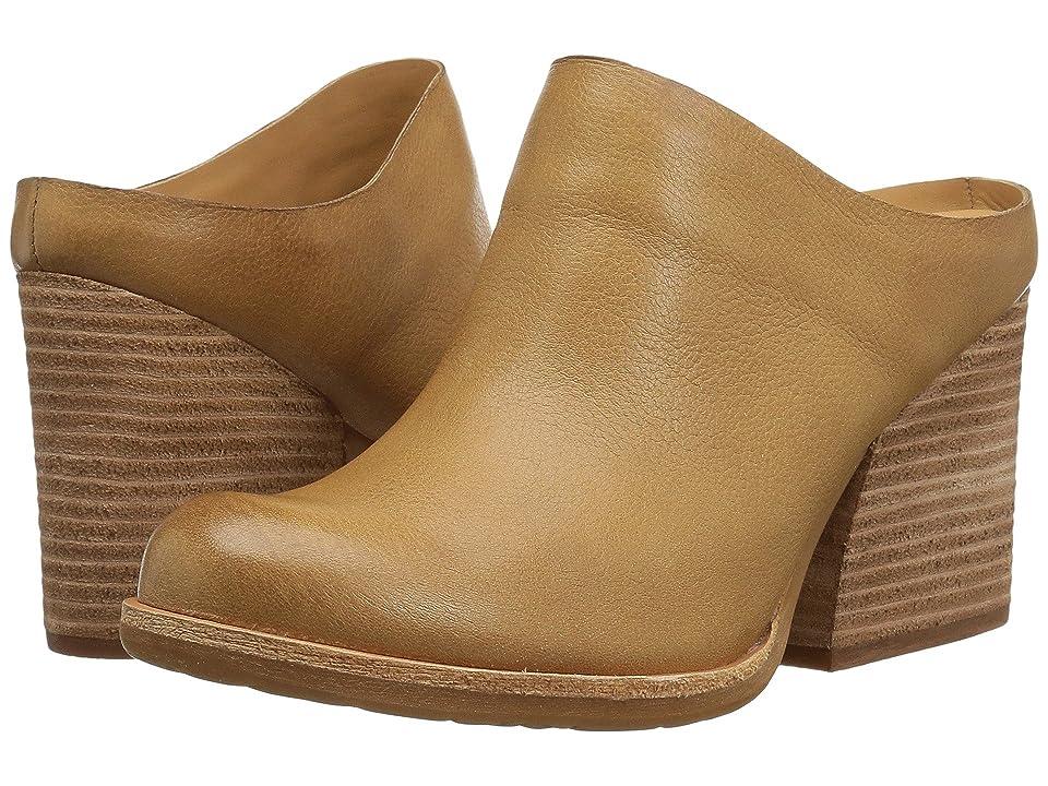 Kork-Ease Challis (Tan (Teak) Full Grain Leather) Women