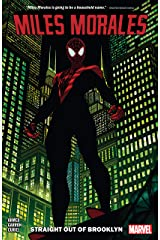 Miles Morales Vol. 1: Straight Out Of Brooklyn (Miles Morales: Spider-Man (2018-)) Kindle Edition