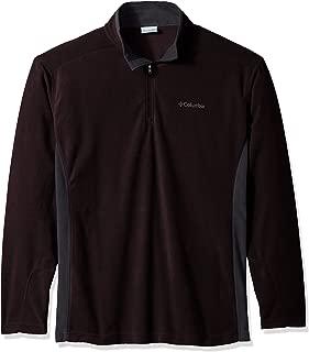 Columbia Men's Big Klamath Range Ii Quarter-Zip Shirt