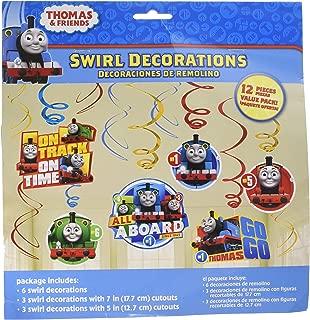 amscan Thomas Tank Foil Decor