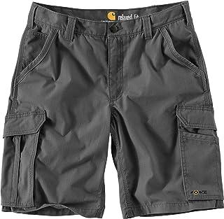 カーハート ボトムス ハーフ&ショーツ Carhartt Men's Force Tappen Cargo Shorts Gravel [並行輸入品]