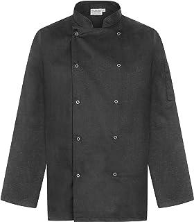 Amazon.es: Negro - Chaquetas Chef / Hostelería: Ropa