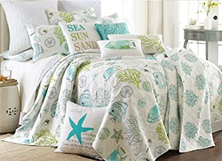 Best beach themed bed quilts Reviews
