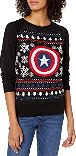 Women's Avengers Christmas Sweater