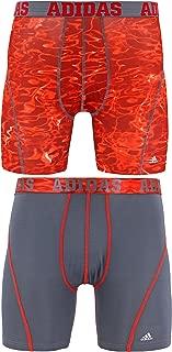 Men's Sport Performance ClimaCool Boxer Brief Underwear (2 Pack)