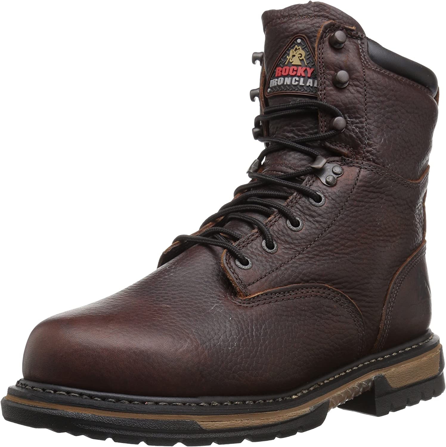 Rocky Men's Fq0005694 Special Campaign Very popular Construction Boot