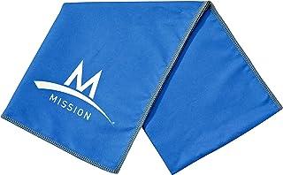 MISSION Enduracool Towel (Blue, Regular)