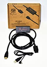 Xtreme HDMI Cable for Original Nitendo SNES Classic, Plug and Play HDC-1001