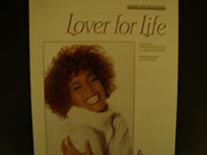 Lover for Life / Whitney Houston / Piano Vocal Guitar
