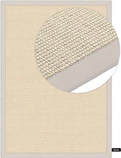 benuta Moderner Designer Teppich Sisal-schadstofffrei-100