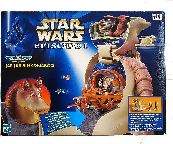Star Wars Micro Force Disney 2018 Series 3 Jar Jar Binks