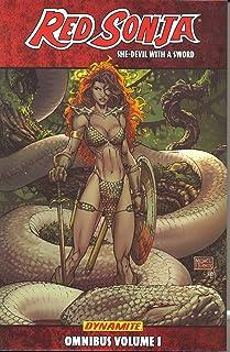 Red Sonja: She-Devil with a Sword Omnibus Volume 1