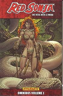 Red Sonja 1: She-devil With a Sword (Red Sonja Omnibus Tp)
