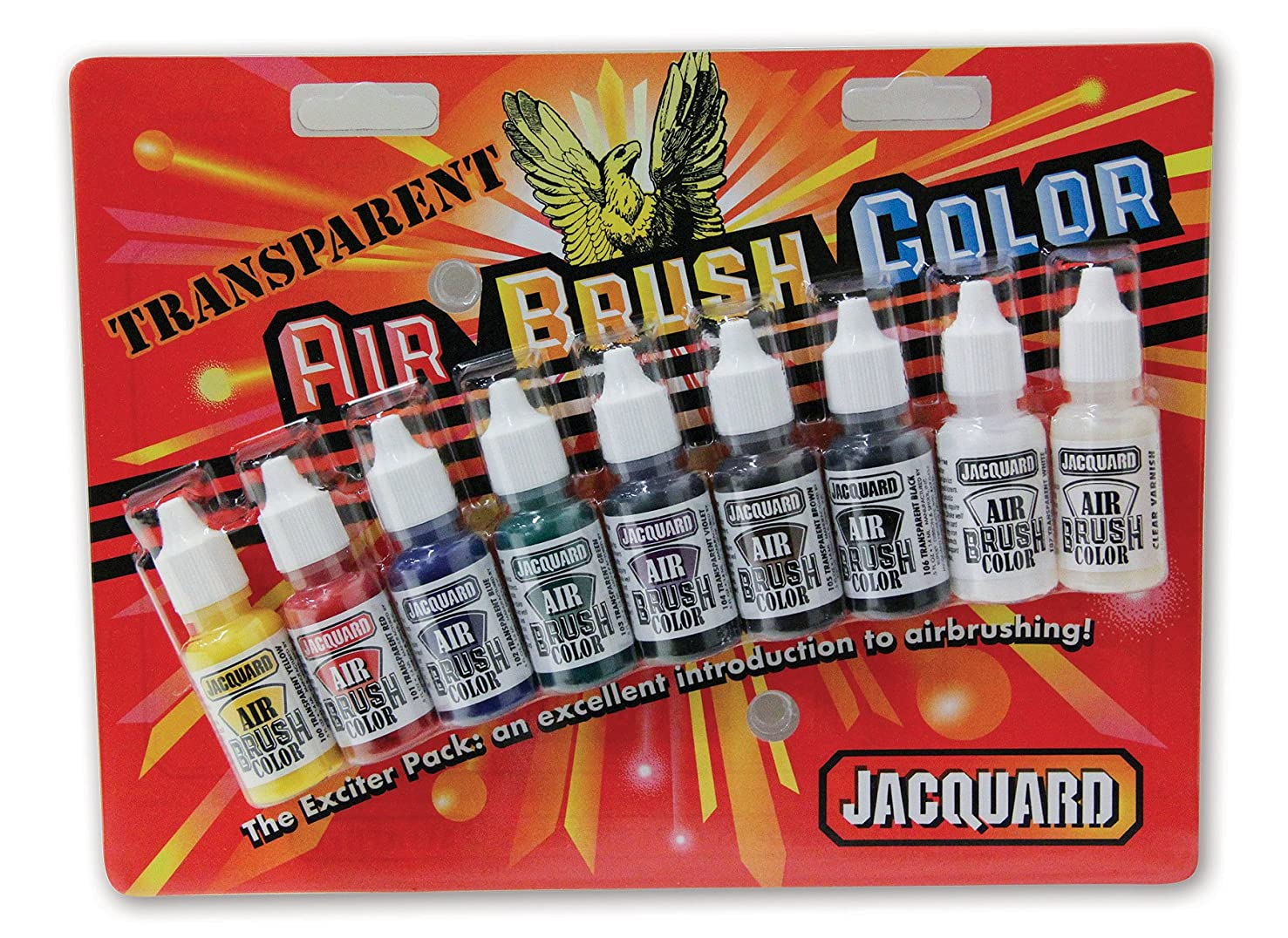 Jacquard JAC9937 Painting and Drawing, Multicolor