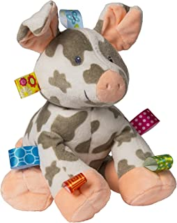 Taggies Patches Pig Soft Toy