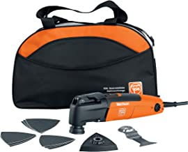 FEIN FMT250QSL MultiTalent Start Q StarlcokPlus Oscillating Multi-Tool with snap-fit accessory change