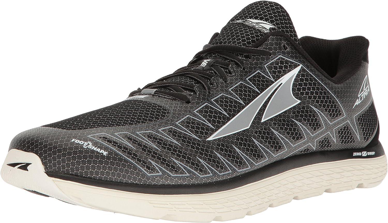 Altra AFM1734F Men's One V3 Running shoes, Black - 7 M US