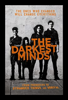 Wallspace The Darkest Minds - 11x17 Framed Movie Poster by